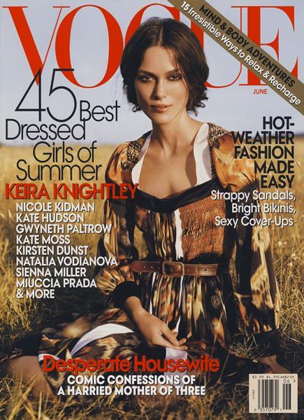 Issue: - June 2007   Vogue