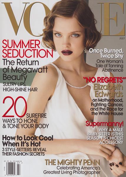 Issue: - July 2007 | Vogue