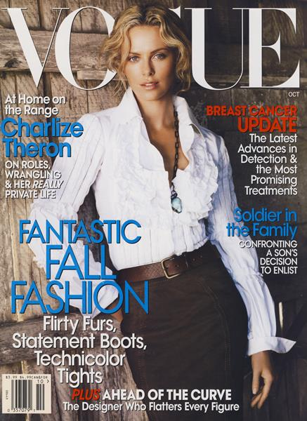Issue: - October 2007 | Vogue