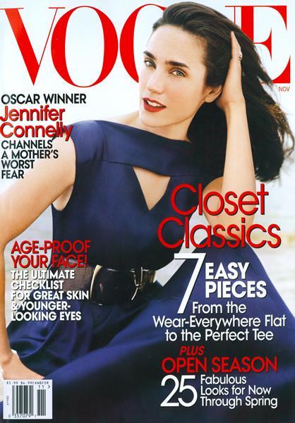 Issue: - November 2007 | Vogue