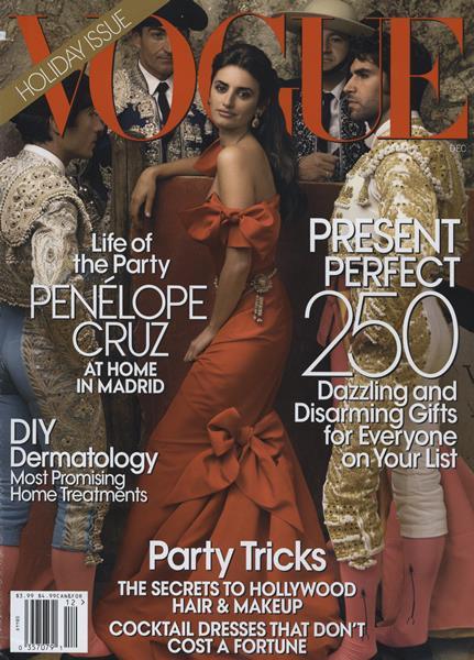 Issue: - December 2007 | Vogue