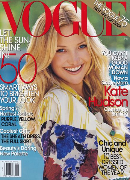 Issue: - January 2008 | Vogue