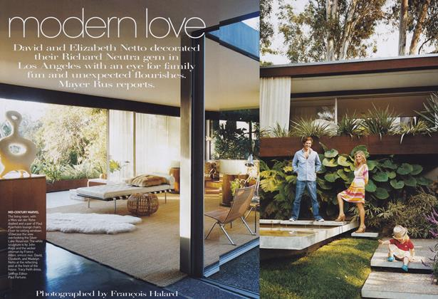 Article Preview: Modern Love, January 2008 | Vogue