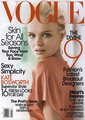 Cover for the February 2008 issue