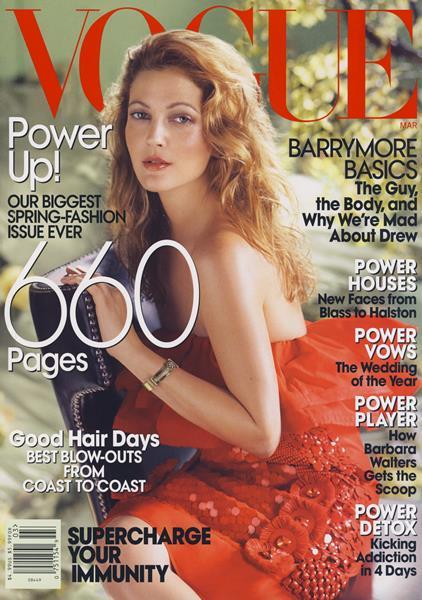Issue: - March 2008 | Vogue