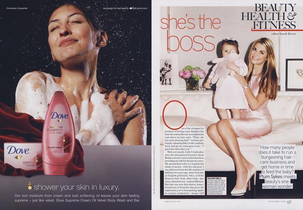 The One-woman Beauty Company: She's the Boss