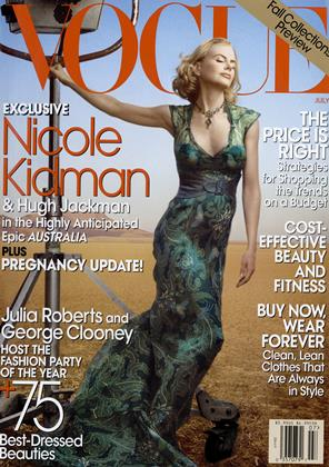 Cover for the July 2008 issue
