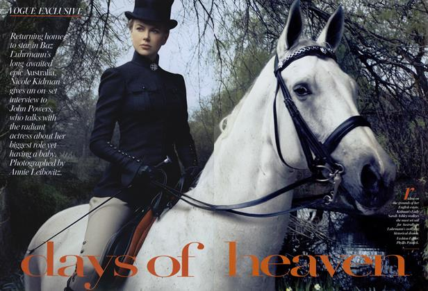 Vogue Exclusive: Days of Heaven