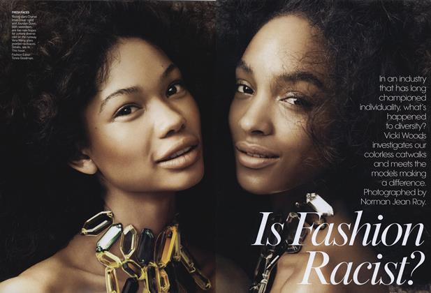 Is Fashion Racist?