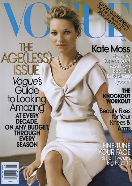 Issue: - August 2008 | Vogue
