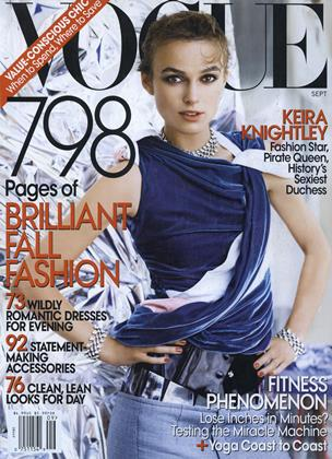 SEPTEMBER 2008 | Vogue