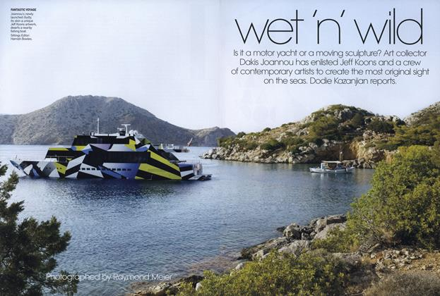 Article Preview: Wet 'n' Wild, September 2008 | Vogue
