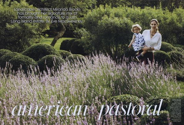 Article Preview: American Pastoral, September 2008 | Vogue