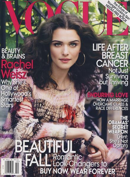 Issue: - October 2008 | Vogue