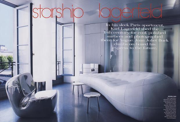 Starship Lagerfeld