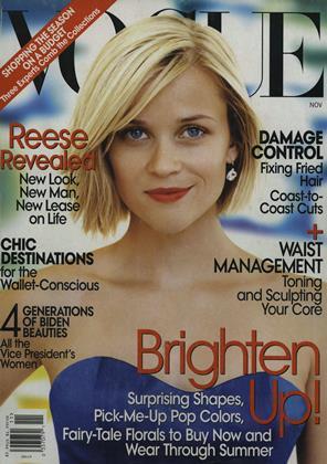 NOVEMBER 2008 | Vogue