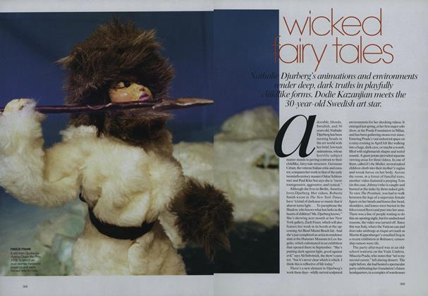 Article Preview: Wicked Fairy Tales, November 2008 | Vogue