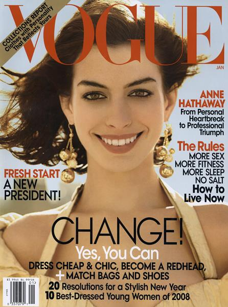 Issue: - January 2009   Vogue