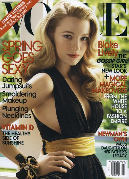 Issue: - February 2009 | Vogue