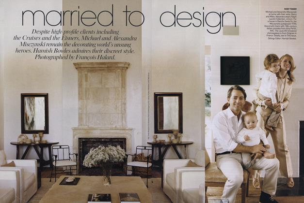 Married to Design