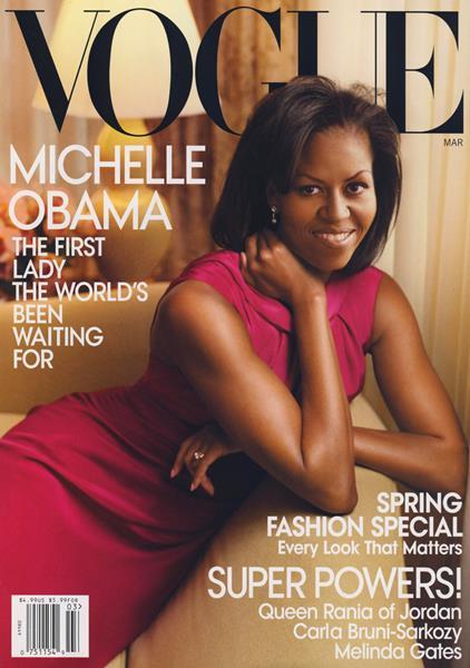 Issue: - March 2009   Vogue