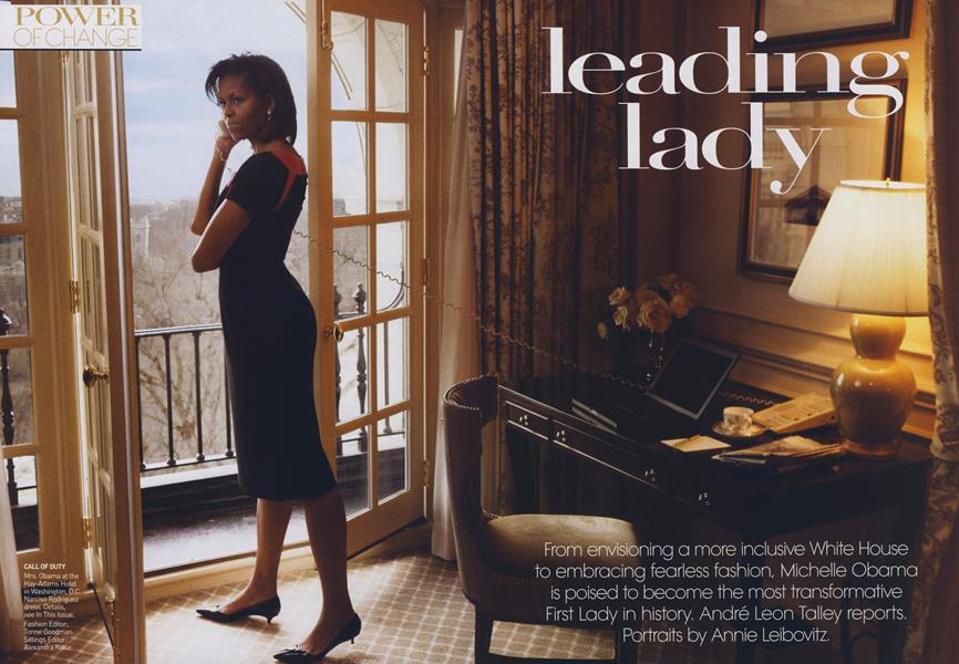 Power of Change: Leading Lady