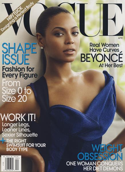 Issue: - April 2009 | Vogue