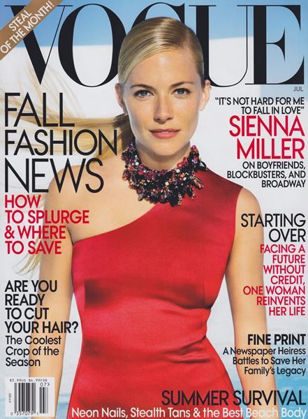 Issue: - July 2009 | Vogue