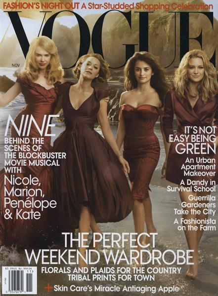 Issue: - November 2009 | Vogue