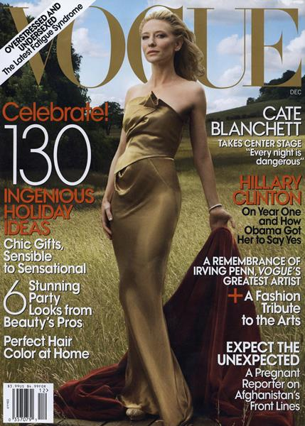 Issue: - December 2009 | Vogue