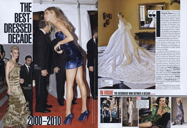 The Best-Dressed Decade 2000-2010