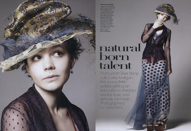Natural Born Talent