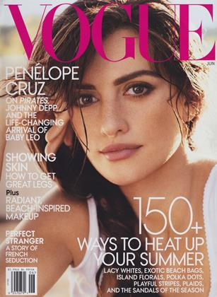 Cover for the June 2011 issue