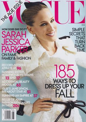 Cover for the August 2011 issue