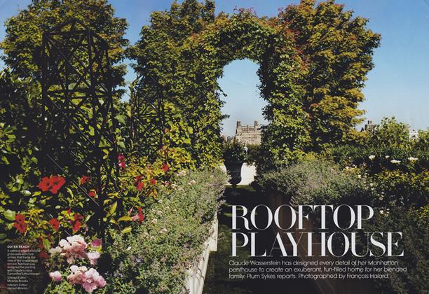 Article Preview: Rooftop Playhosue, September 2011 | Vogue