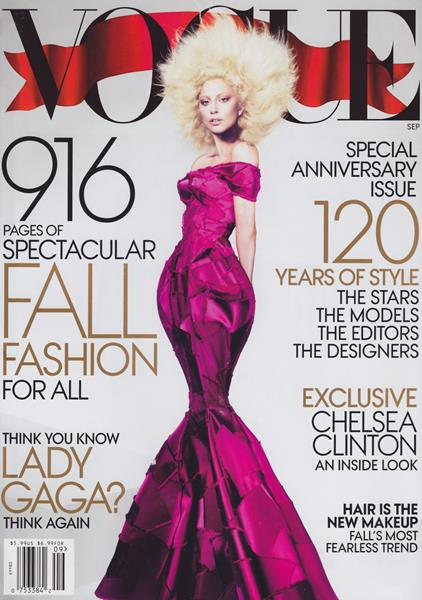 Issue: - September 2012 | Vogue