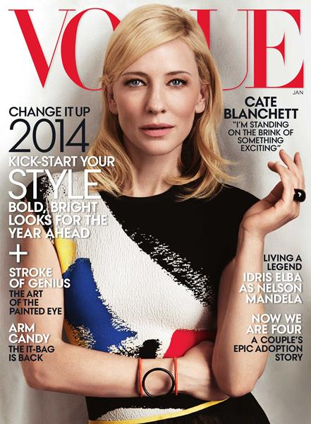 Issue: - January 2014 | Vogue