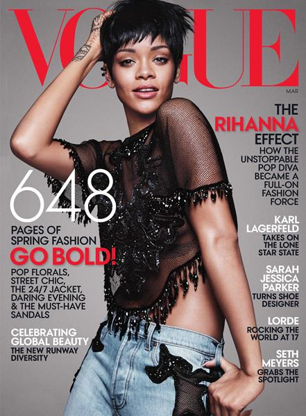 Issue: - March 2014 | Vogue