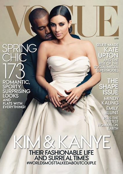 Issue: - April 2014 | Vogue