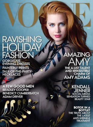 Cover for the December 2014 issue