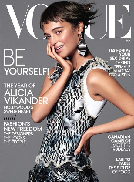 Issue: - January 2016 | Vogue