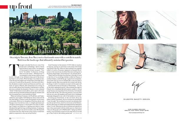 Under the Tuscan Sun: Love, Italian Style