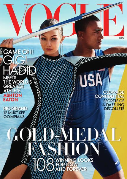 Issue: - August 2016 | Vogue