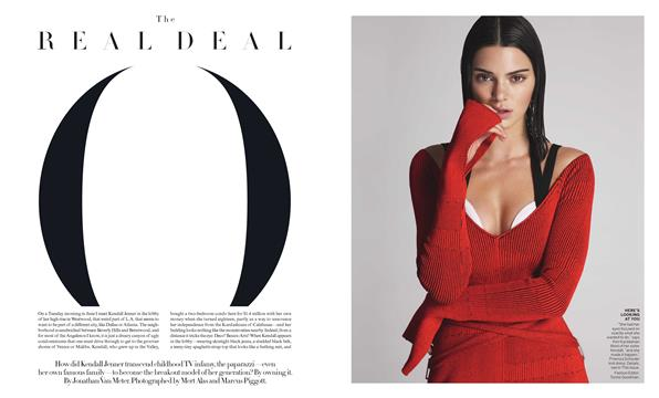 The Real Deal - September | Vogue