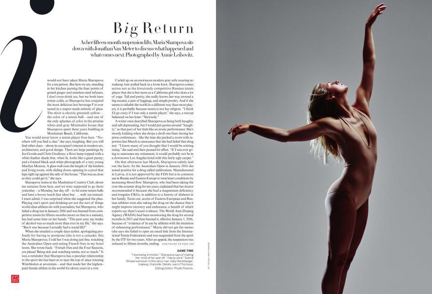 125 Vogue: Big Return
