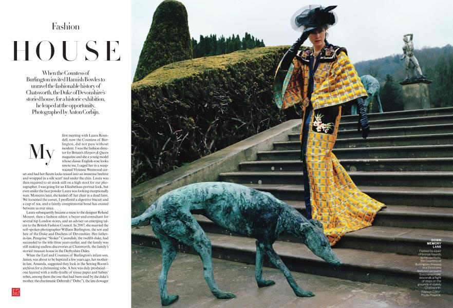 125 Vogue: Fashion House