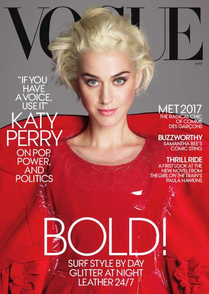 Issue: - May 2017 | Vogue