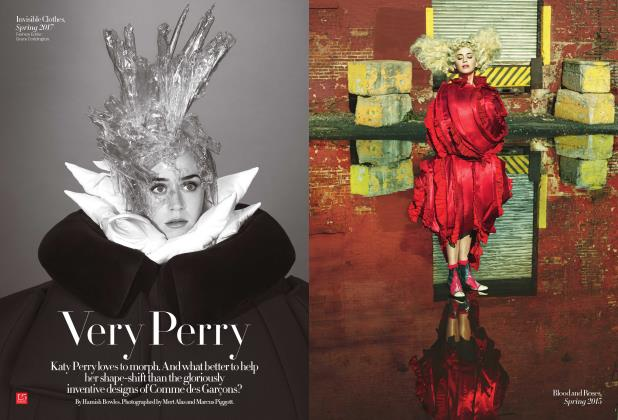 125 Vogue: Very Perry