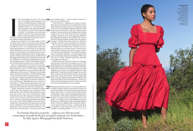 125 Vogue: Teen Spirit