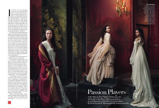 125 Vogue: Passion Players
